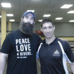 WWE Superstar Luke Harper rehabbing with Dr. Lyneil