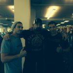 Josh Rafferty, Dave Bautista, Dr. Lyneil