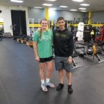 Abbie Trezciak after rehab with Dr. Lyneil